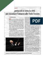 Giancarlo Rossi - (salv)agente di cambio - PDF Rassegna Stampa Compagnia per la Musica di Roma libero 8092