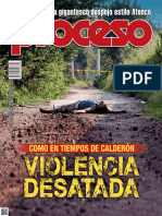 Gradoceropress Revista Proceso No. 2075
