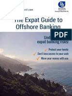 Expat Guide to Offshore Banking Pennick Blackwell SL