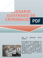 2.- CLASE Glosario Criminalistica