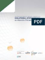 Guia Dislipemia