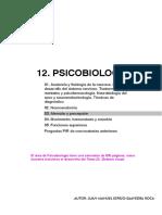 BIOLOGIA- PSICOBIOLOGIA