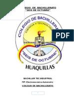 Informe de Pasantias Alexander Rojas 2015 x