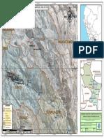 01 Mapa de Ubicacion de Zonas Fosiliferas