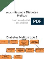 Biokimia Pada Diabetes Melitus