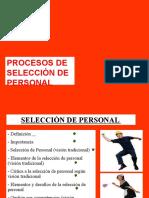 Seleccion de Personal - Procesos