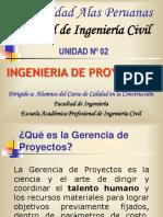 11 Ingenieria de Proyectos