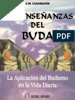 Las Ensenanzas Del Buda - C. W. Leadbeater
