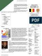 Belgium - Simple English Wikipedia, The Free Encyclopedia
