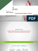 AutoCAD 01 Examen-Parcial