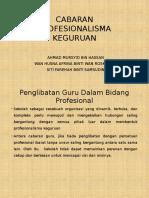 Kumpulan 6 Cabaran Profesionalisme Keguruan