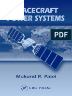 Patel - Spacecraft Power Systems