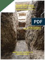 Investigaciones Arqueológicas en el municipio de Itagüí, Antioquía.