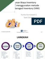 1.3. Lampiran Case Study VMI