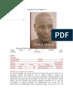 Yoga Mala de Sri K Pattabhi Jois