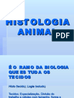 Biologia PPT - Histologia Animal1