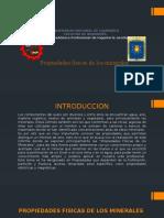 Propiedades Fisicas de Los Minerales.pptx Modificado