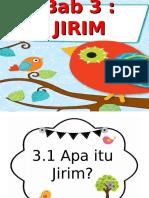 BAB 3 JIRIM
