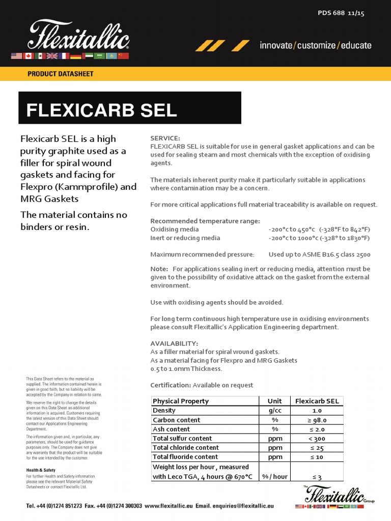 Flexicarb_SEL pdf