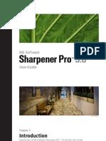 User Guide_Sharpener Pro 3