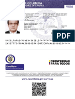Visa Colombia