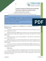3. IJEEER -Performance Evaluation of Antennas for Enhancing Ergodic