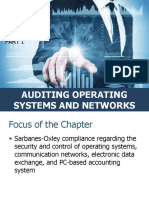 6 - Security Part i - Auditing Operating Systems and Networks