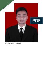 Ryko Putra Hariadi CV