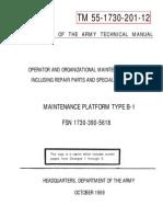 B-1 Stand Manual