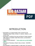 Big Bazaar Rm