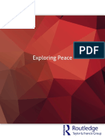 Exploring Peace FreeBook