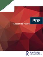 Exploring Peace FreeBook