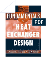 Shah Fundamental of Heat Exchanger Design