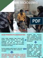PKM Penerapan Teknologi PKM T