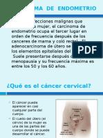 Clase 15 CA Cervix
