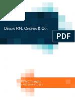 DPNC Insight - CARO 2016 vs 2015