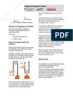 Pulley Descriptions