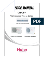 Service Manual HSU-18 22HVA103R2DB-SM071230