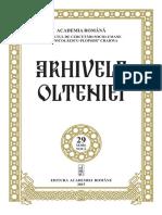 Arhivele Olteniei Final 2015 Email