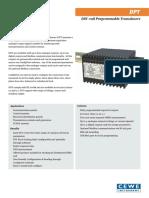 DINrail Transducer