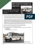 Transportation Requirements Publication 6-08