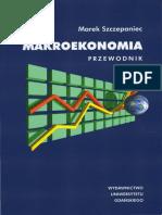 Szczepaniec - Makroekonomia