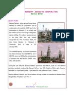 indianoilcorporationbaraunirefinery-121216115148-phpapp01
