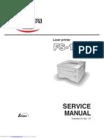 Fs1050 Bw Laser Printer
