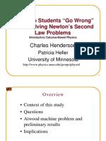 dynamics newtons 2nd law.pdf