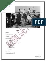 51729421 Bhopal Gas Tragedy Term Paper
