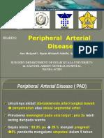 Peripheral Occlusive Arterial Disease