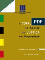 A corrupcao no sector da Justiça.pdf