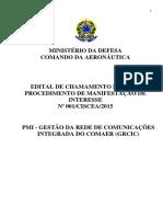 Edital de Chamamento Publico 001-Ciscea-2015