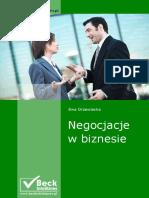 Negocjacje w Biznesie